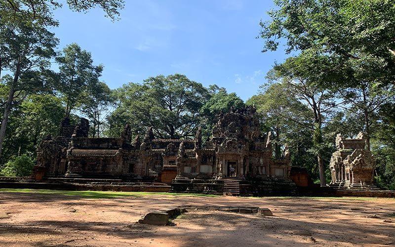 Templo Chau Say Teboda