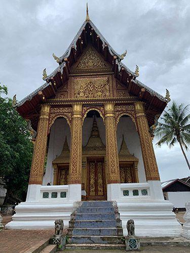 Colina Phou Si Luang Prabang