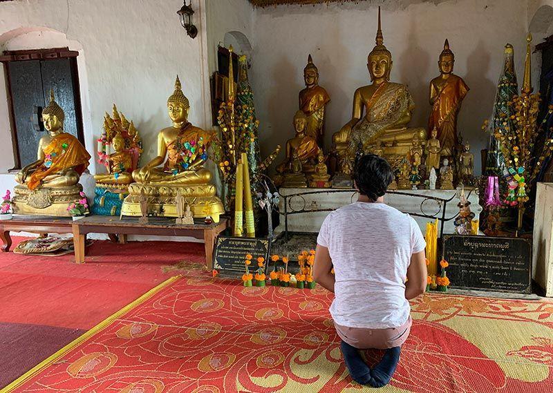 Colina Phou Si