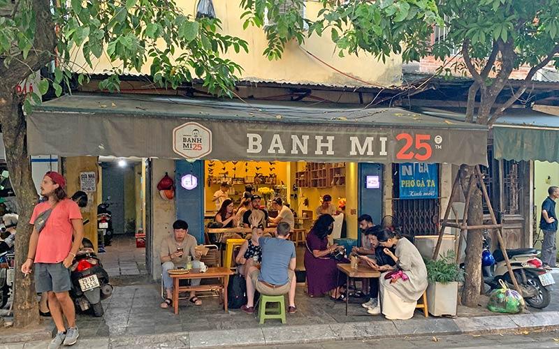 Dónde comer en Hanoi