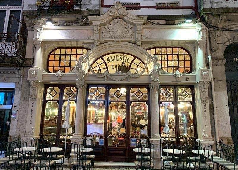 donde comer en Porto