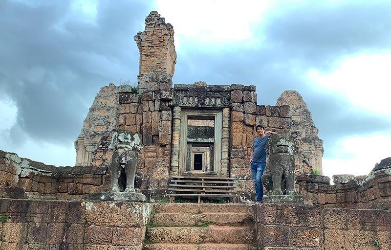 Templo East Mebon Camboya