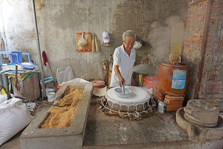 Fábrica de noodles