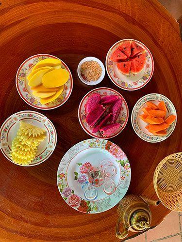 Frutas mekong