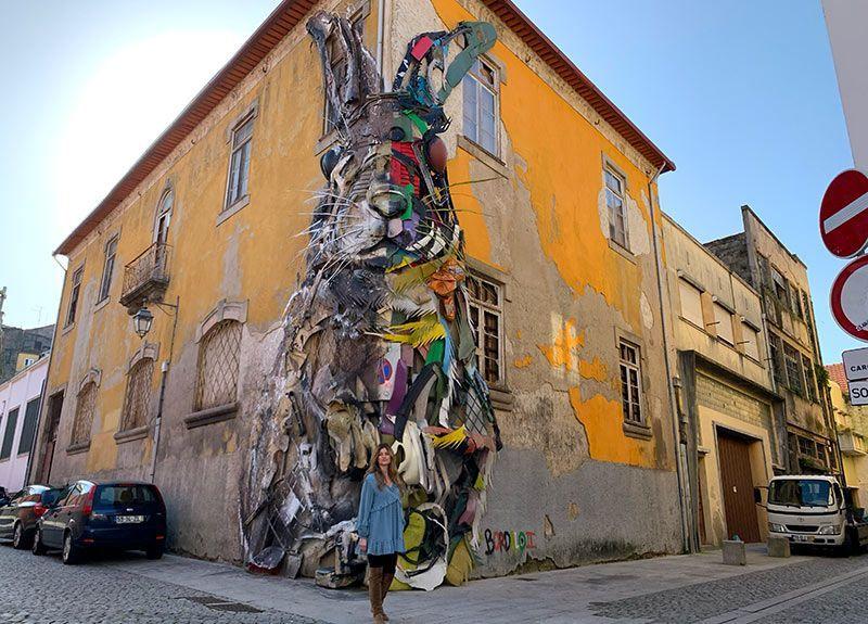 Half Rabbit Oporto