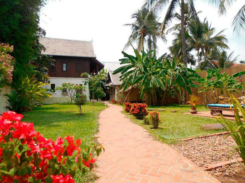 donde alojarse e Luang PRABANG
