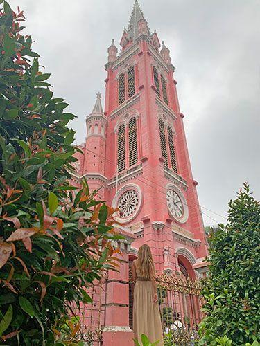 Iglesia Tan Dinh que ver en Ho Chi MInh