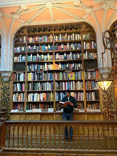 Librería Lello Oporto