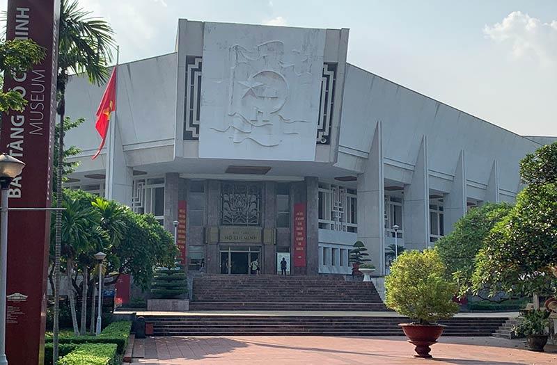 Mausoleo Ho Chin Minh