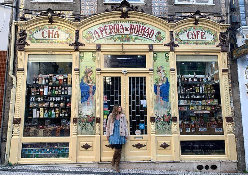 Mercado do Bolhao Oporto