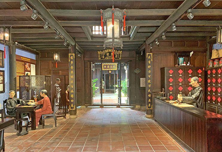 Museo de la medicina tradicional Hoi An
