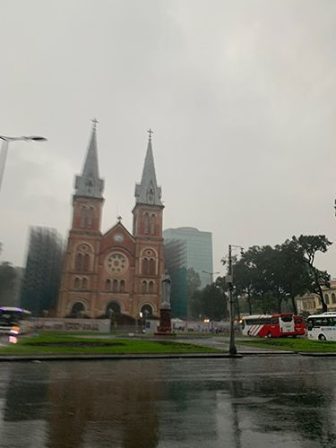 Notre Dame que ver en Ho Chi MInh