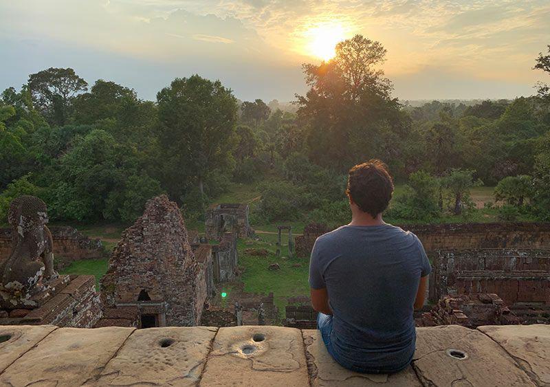 Templo Pre Rup Camboya