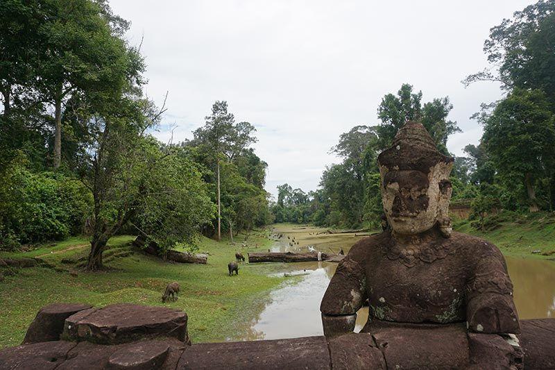 Templo Preah Kan Camboya