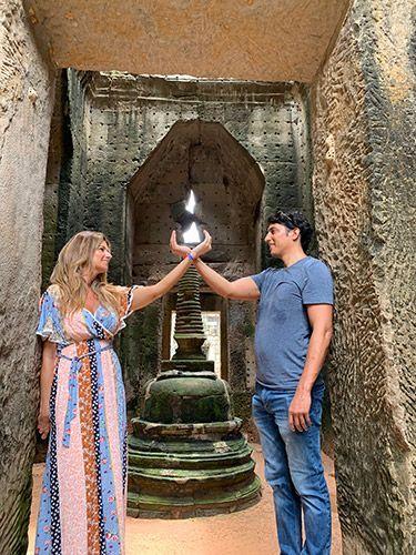 Templos de Angkor Preah Kan Camboya