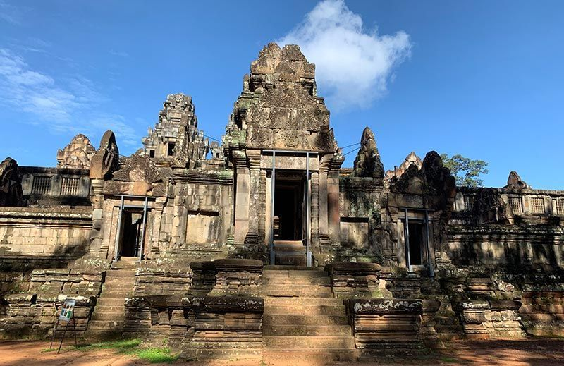 Templo Ta Keo Camboya