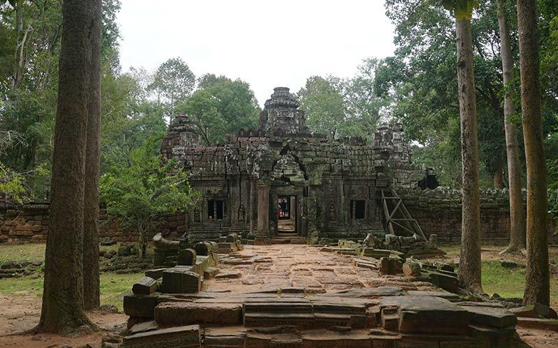 Templo Ta Som Camboya