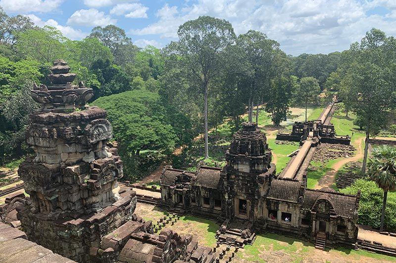 Templo Baphuon Camboya
