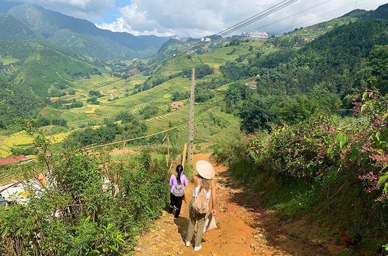 Trekking por Sapa