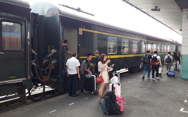 MEGAGUÍA para viajar en tren por China