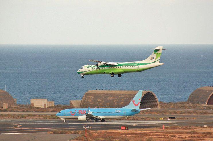 Cómo llegar a Gran Canaria