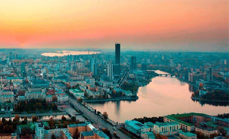 que ver en ekaterimburgo