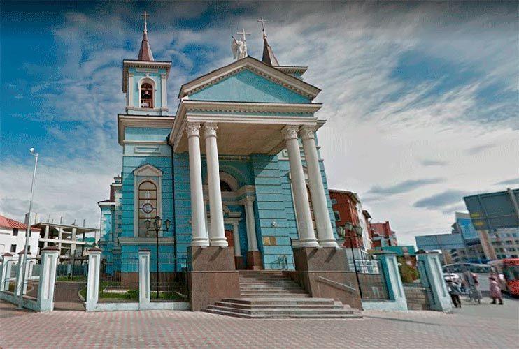 Iglesia de la Exaltación