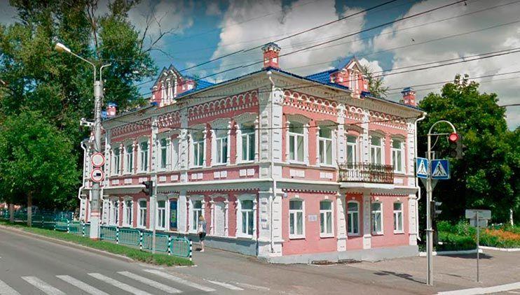 Museo de la cultura Saransk