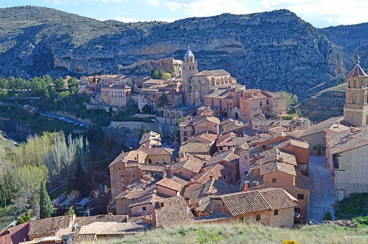 Los pueblos mas bonitos de España Albarracín