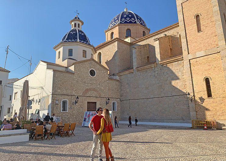 Los pueblos mas bonitos de España Altea