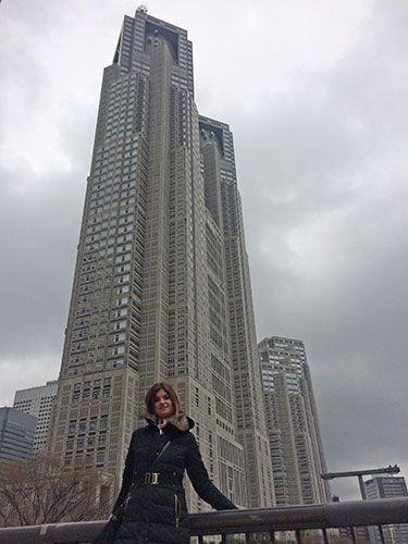 Ayuntamiento de Tokio shinjuku