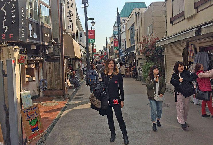 Calle Komachi Kamakura