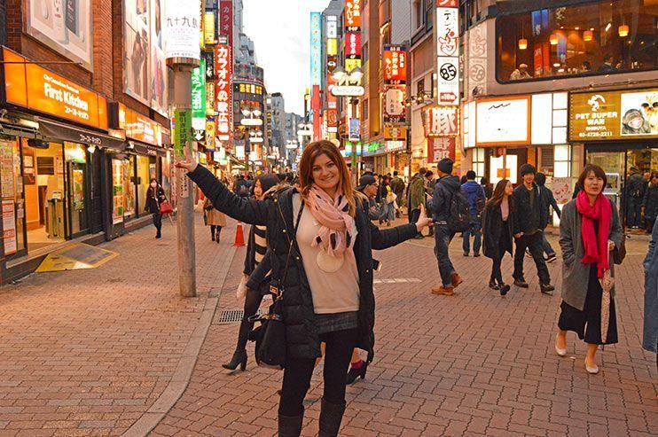 Center Gai Shibuya