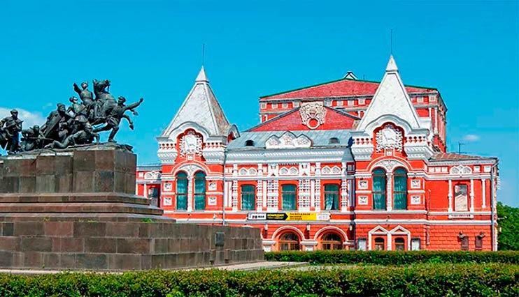 7 lugares imprescindibles que ver en Samara (Rusia)