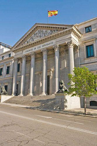 Congreso de los diputados Madrid