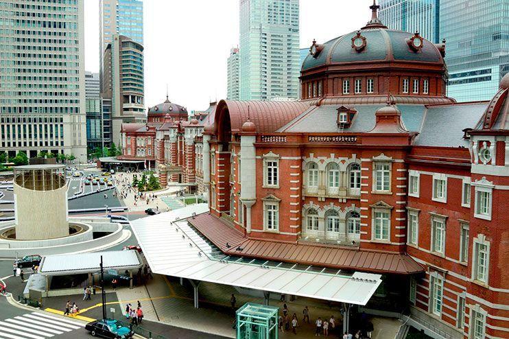 Estación de Tokio Marunouchi
