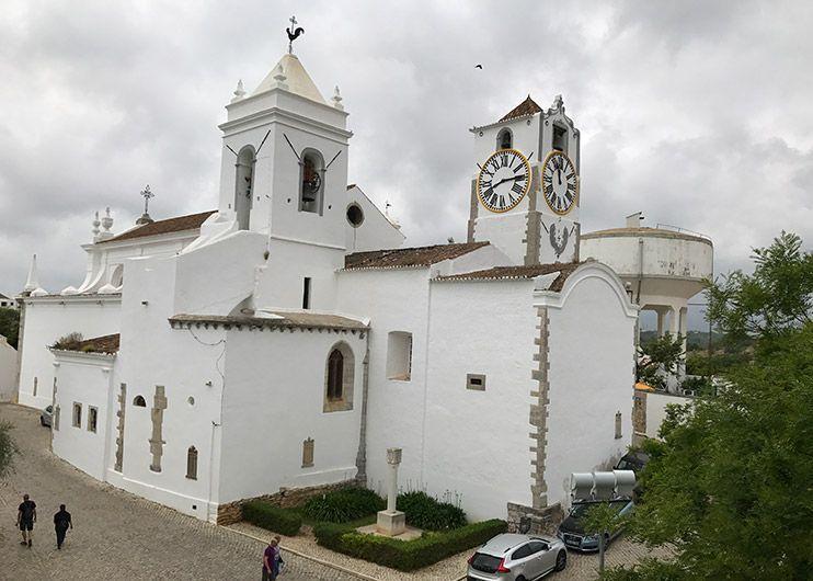 Iglesia Santa María do Castelo