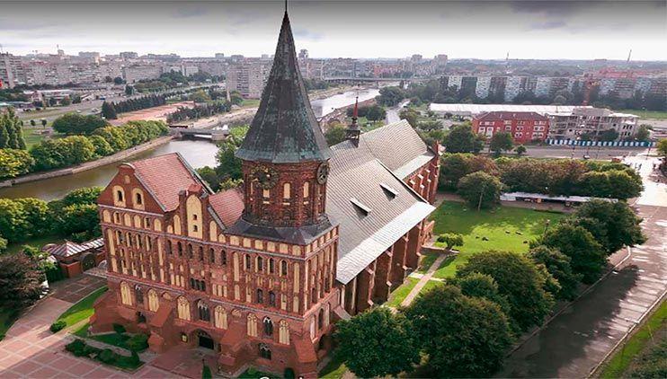 Lugares imprescindibles que ver en Kaliningrado (Rusia)