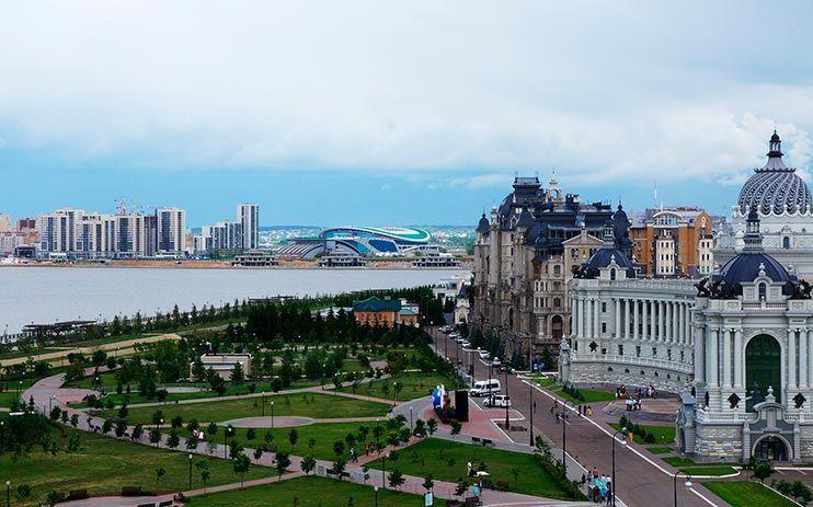 9 lugares imprescindibles que ver en Kazán (Rusia)