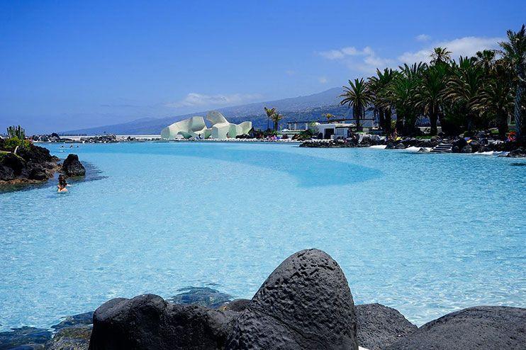 Lago Martianez Tenerife