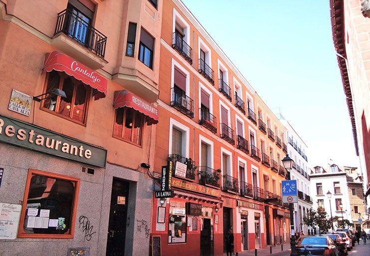 Las Cavas Madrid