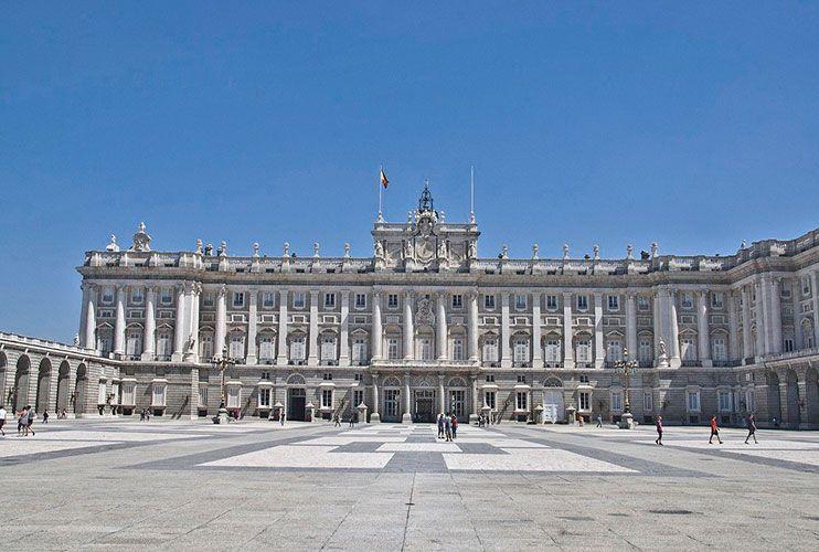 las ciudades mas bonitas de españa Madrid