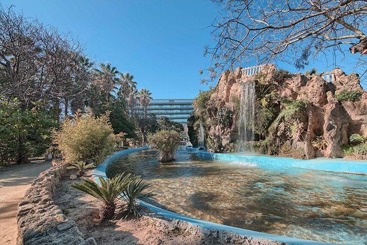Parque Genovés Cadiz
