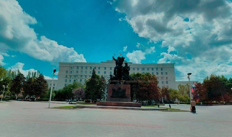 Plaza del Soviet