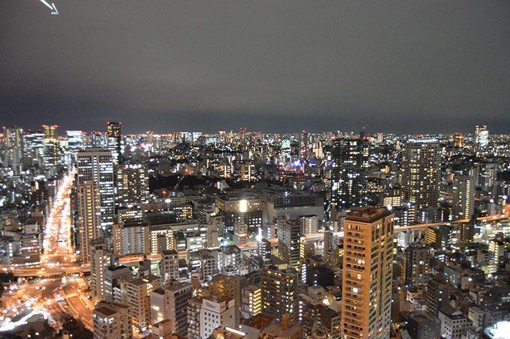 Tokio VI: qué ver en Roppongi, los mejores miradores de Tokio