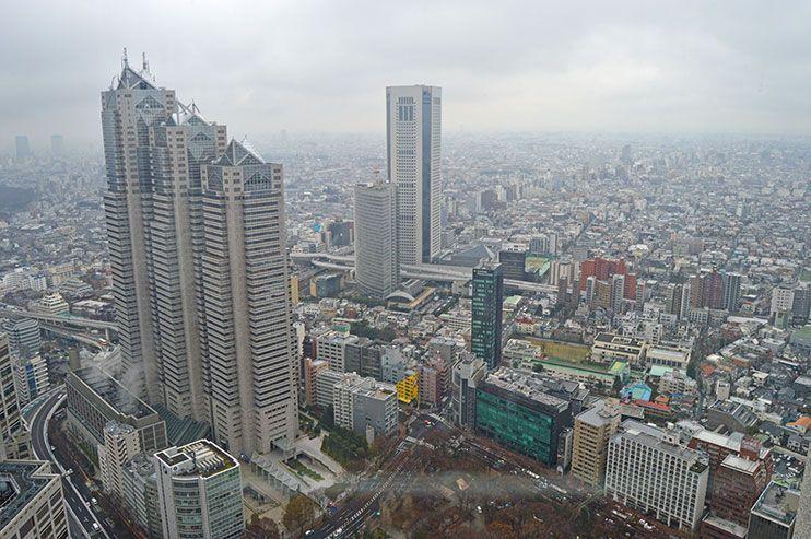 Tokio I: 9 lugares que ver en Shinjuku, el distrito de los rascacielos de Tokio