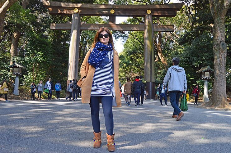 Santuario Meiji Tokio