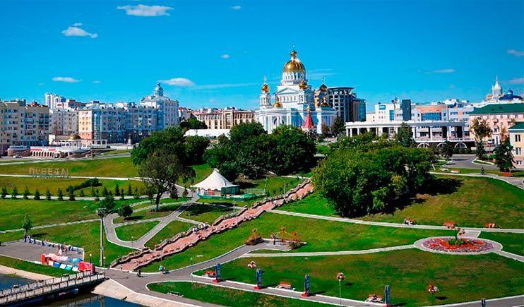 Que ver y hacer en Saransk (Rusia)