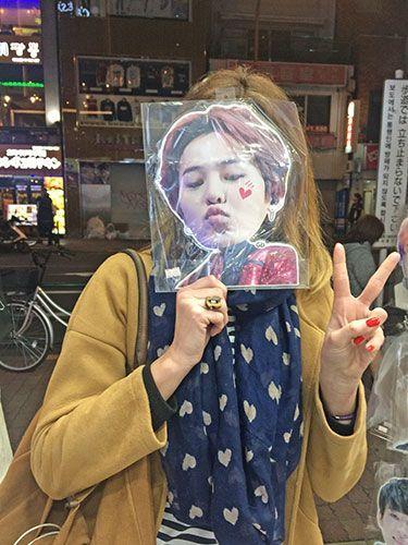 Shin Okubo Tokio
