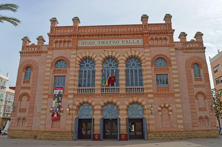 Teatro Falla Cadiz